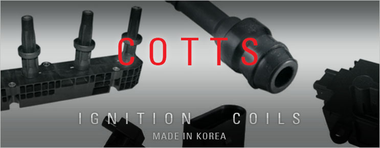 COTTS - Ignition Coils