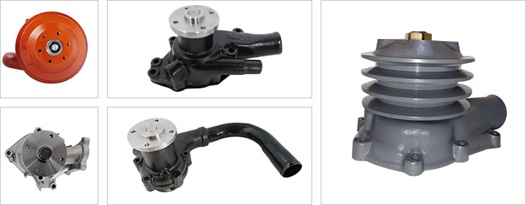 Water Pumps for commercial vehicles