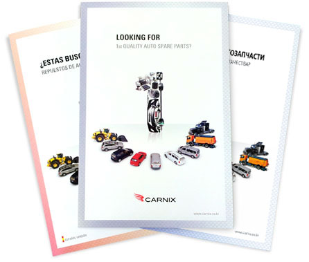 Miral Auto Camp Corp.'s brochures