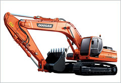 Doosan Heavy Excavators