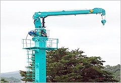 Everdigm Telescopic Cranes - Stationary Crane
