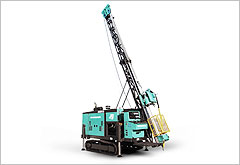 Everdigm Exploration drill rigs - Core drill rigs