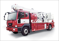 Everdigm Fire Trucks - Aerial Platforms