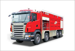 Everdigm Fire Trucks - Pumper & Tankers