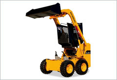 Hyundai skid loader