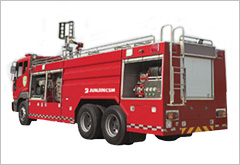 Junjin Fire-fighting Trucks