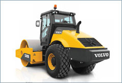 Volvo Single Drum Compactors
